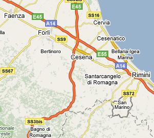 Cesena informazioni - Bagno roma cesenatico ...